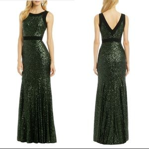 Badgley Mischka Take The Stage Gown - size 6 & 8!